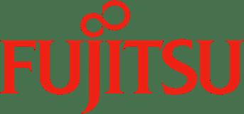 Logo des Unternehmens Fujitsu