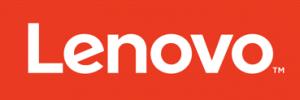 Logo des Unternehmens Lenovo
