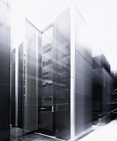 Serverräume der IT-SC.