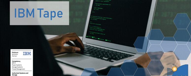 Hackerangriff? Nicht mit IBM Tape!