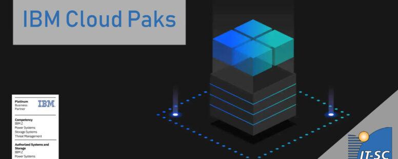 Cloud Paks – Lösungen zur Verbesserung Ihrer Container-Erfahrung