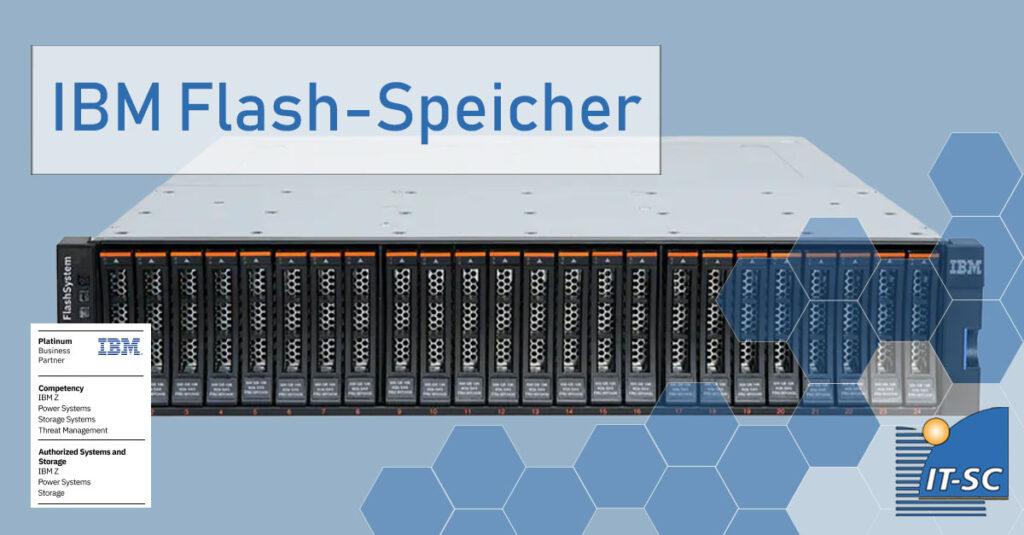 Flash-Speicher der IBM