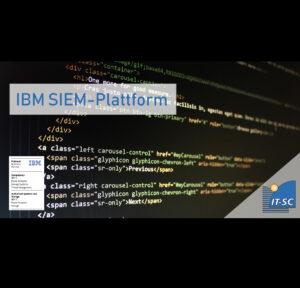 IBM SIEM-Plattform Symbolbild