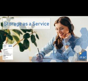 Symbolbild von IBM Storage as a Service