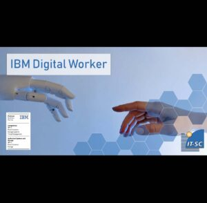 Digital Worker Symbolbild